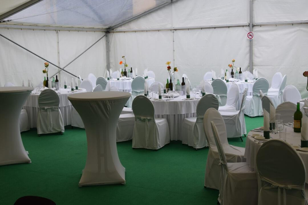 Zelt und Mehr - Bodenbelag