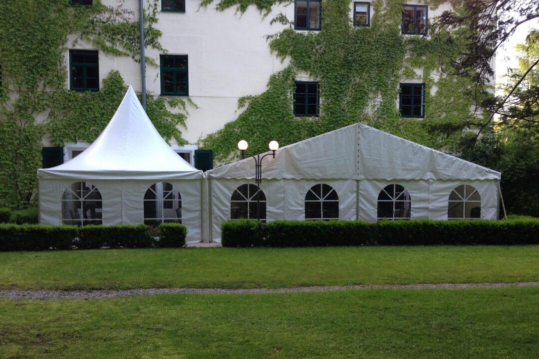 Zelt und Mehr - Lösungen
