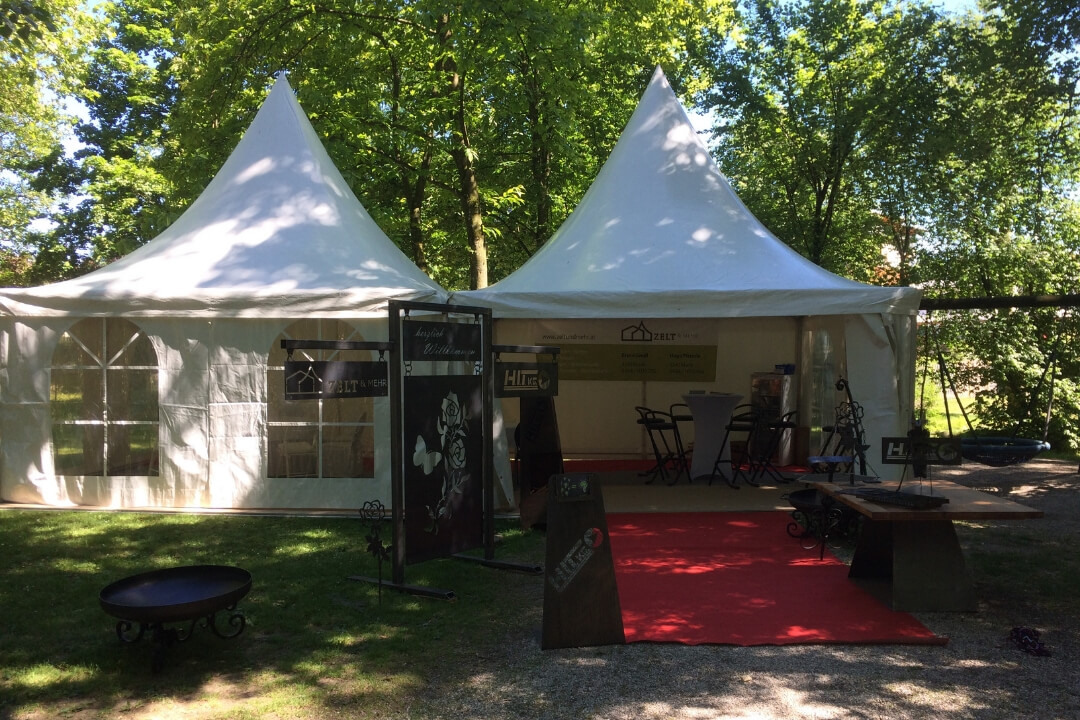 Zelt und Mehr - Pagodenzelte