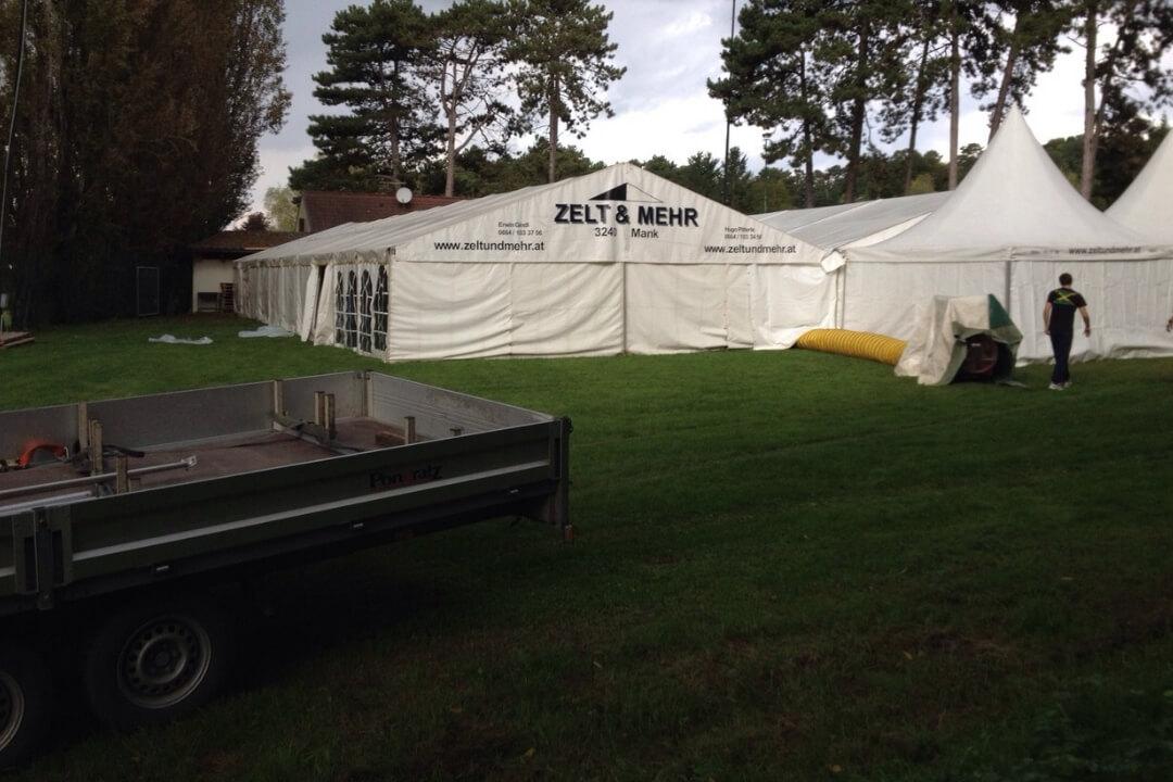 Zelt und Mehr - Systemzelte