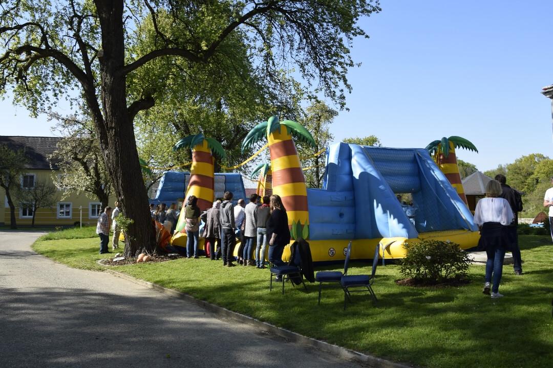 Zelt und Mehr - Riesenwuzzler